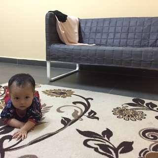 Bilik Sewa Muslimah MURAH & CANTIK, Mentari Court