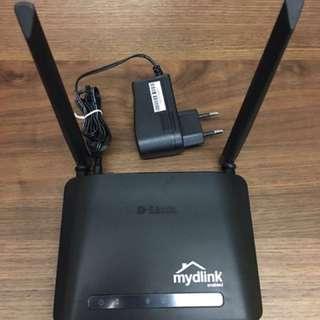 D-Link Router DIR 816 L