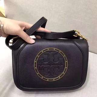 Authentic Tory Burch Stud Crossbody
