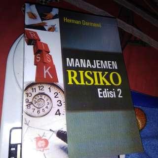 manajemen risiko edisi 2 by.herman damawi