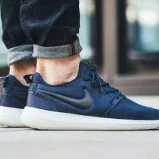 Nike Roshe Run Two Dark Blue Original