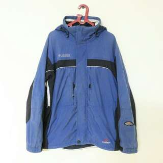 JAKET OUTDOOR COLUMBIA OMNISHIELD WATERPROOF