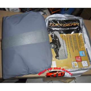 All Weather Car Cover for Hatchback Kia Pride CD5 Picanto Honda Civic Eg Chevrolet Trax etc.