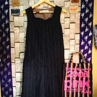 🚚 Comme des Garcons dress + junya watanabe tote bag