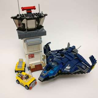 Lego 76051 marvels 淨set 超抵玩! 另售city starwars星戰 batman dc 人仔等
