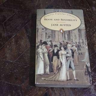 Sense and Sensability by Jane Austen
