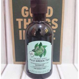 The Body Shop - Green Tea Shampoo