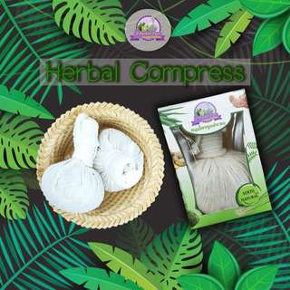 herbal ball compress