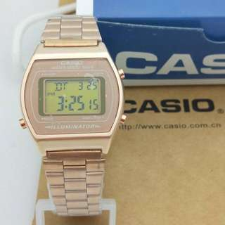 CASIO VINTAGE WATCH