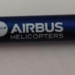 空中巴士直昇機原子筆Airbus Helicopters ball pen(幾枝)