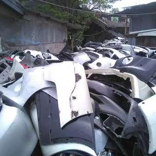 Sperpat mobil lelangan asuransi berbagai merk