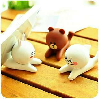 Phone Holder Characters