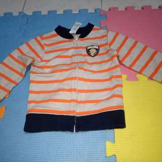 Just Once Jacket for him(Size 12-18Months)