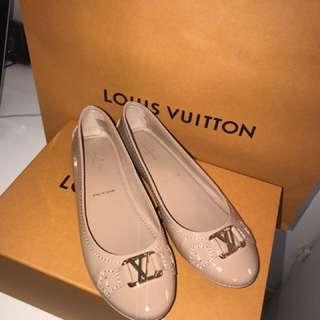 Louis Vuitton Oxford Ballerina Flats