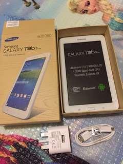 全新Samsung galaxy Tab 3