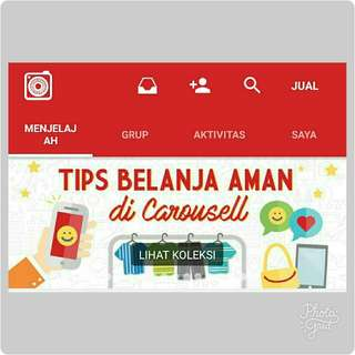 Tips Saran & Info'y
