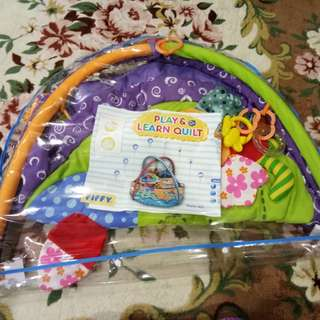 Baby Playgym (playmat)