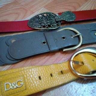 Belt(kikay)