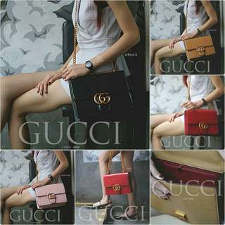 GUCCI Chain Crossbody  Code : 2602#