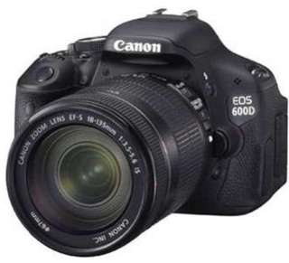 Canon DSLR 600D