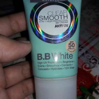Maybeline 8 in 1 b.b cream