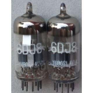 6DJ8 Ei Philips Amperex Vintage Tube