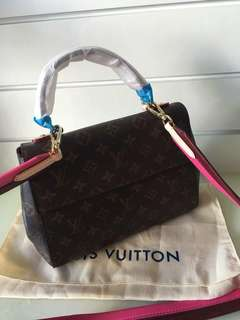 lv clummy and kimono authentic
