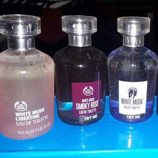 Edt varian whitemusk 100ml