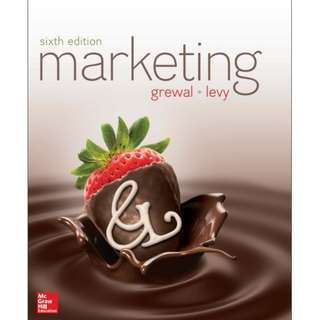 Marketing, 6th Edition eBook