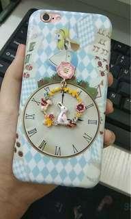 iphone手機殻,愛麗斯夢遊仙境