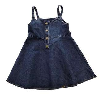 Denim Dress 100-130