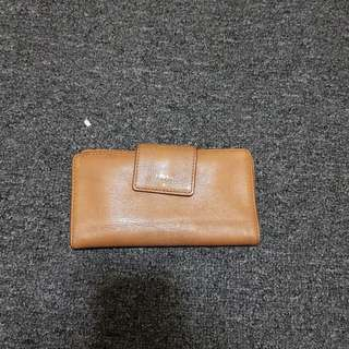 Light Brown Fossil Wallet