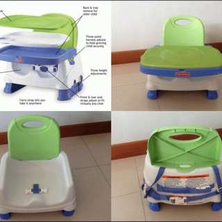 Used ~ Fisher Price Booster Seat