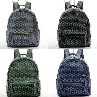 Goyard Backpack 187 + Dustbag  Premium