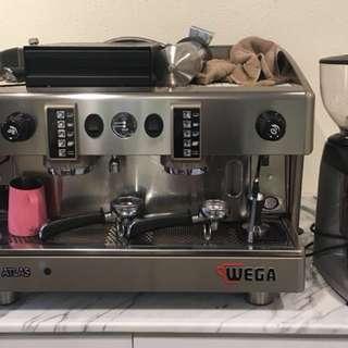 專業咖啡機 Coffee maker