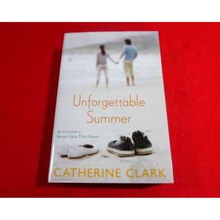 Unforgettable Summer by Catherine Clark