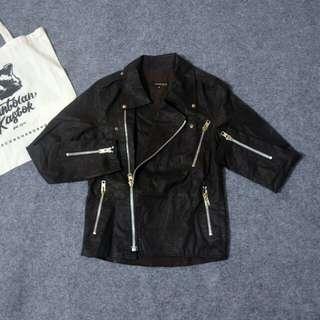 Dobberman Pinscher motor jacket