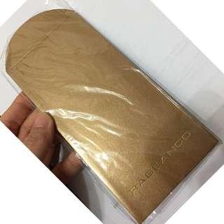 利是封 Laisee pocket - rabenaco  handbag gold