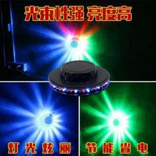 (4件/4pieces) LED牆壁燈派對戶外室內節日 (唯多推廣系列) (包Buyup自取站取貨) (LED party disco light wall mount)
