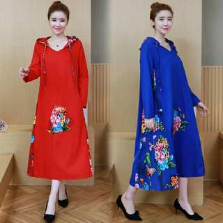 Long Dress M L XL 2XL