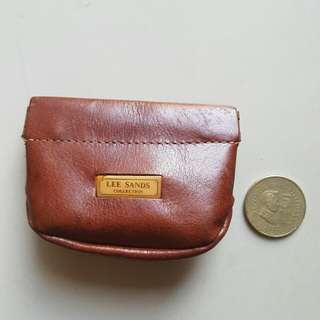 Small coin holder