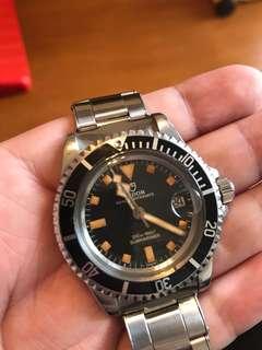 Tudor Snowflake Submariner 9411/0