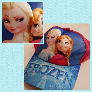 Disney Princess Frozen Cap