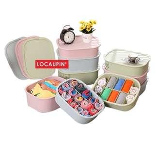 🔥RS🔥Underwear Storage Box Set (Set of 3 Pcs)