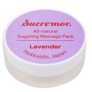 BN Hokkaido Sucremor Lavender Body scrub