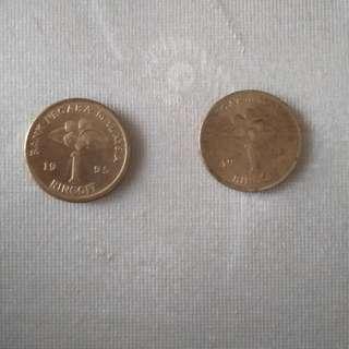 duit syiling seringgit lama