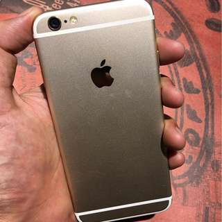 iPhone 6 Gold 16gb (Defective)