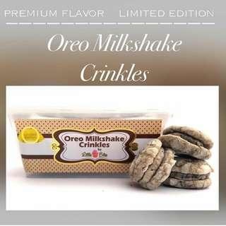 Little Bites Oreo Milkshake Crinckles