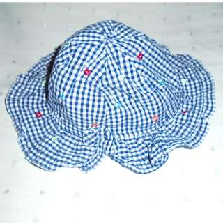 Charity Sale! Baby Club Hat Cute Baby Hat Size 6-18 months