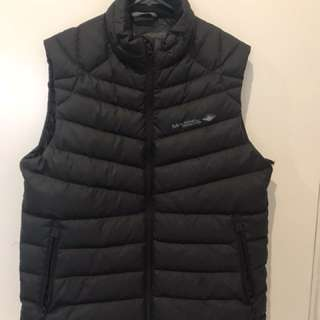 Mountain designs vest